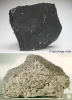 Earth Lunar basalt comparison